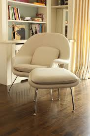 saarinen style womb chair with ottoman u2013 ca design