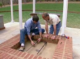 Diy Gas Firepit How To Hook Up The Gas For A Pit How Tos Diy