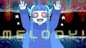 Melody Meme - melody meme melody meme mascot selfharm warning