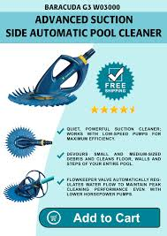 2018 Best Pool Vacuum Reviews The Market