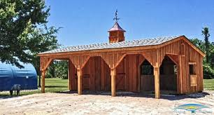 barns for miniature horses small horse barns horizon structures