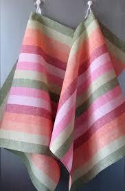 torchons et serviettes cuisine ensemble de torchon set rayures é cuisine serviettes