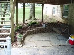 Patio Deck Ideas Backyard by Under The Deck Swing And Patio Deck Remodeling Pinterest