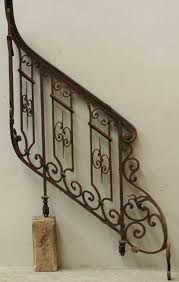 Iron Handrail For Stairs Interior Decoration Stairs And Banisters