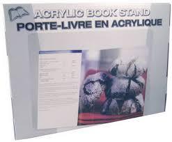 support livre cuisine support livre cuisine acrylique articles de lecture cadeaux