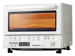 4 Slice Toaster White Panasonic Flashxpress 4 Slice Toaster Oven White Nb G110pw Best Buy