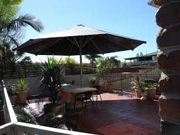 Commercial Patio Umbrella by Luxury Giant Shade Umbrellas Brisbane Shade Sails