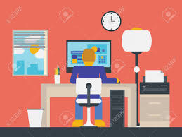 4 396 organized office cliparts stock vector and royalty free
