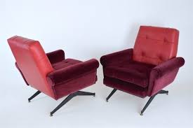 Comfortable Armchairs Nice Comfortable Armchairs Typical In Atmosphere Of The 1950s 65531