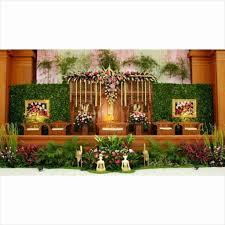 Vertical Garden Adalah - gallery dekorasi pelaminan gebyok vertical garden primera wedding