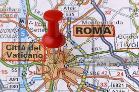 rome on a map rome on a map stock photo getty images