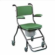 chaise perc e pliante chaise percée pliante à roues gr 192 e shopping