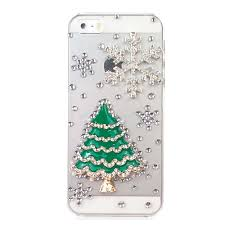 aliexpress com buy 3d christmas tree tower snow phone cases for