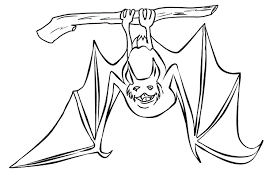 coloring bat cave coloring pages bats