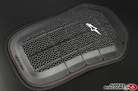 alpinestars bionic air back protector insert for riding jackets