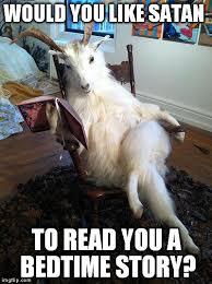 Reading Meme - reading goat imgflip