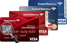 Us Bank Credit Card Designs Emv Chip Card Technology Information From Bank Of America
