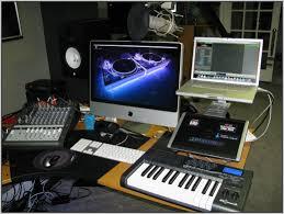 Home Recording Studio Desk by Home Recording Studio Desktop Desk Home Design Ideas