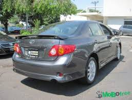 toyota corolla s 2009 for sale 2009 toyota corolla sport 1 8l 4 cylinder engine cars