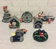 danbury mint nfl ornaments ebay