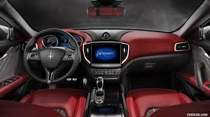maserati luxury 2017 maserati ghibli luxury package interior controls hd