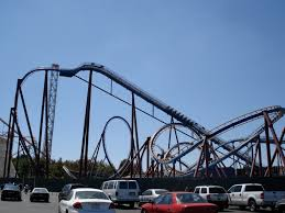 The Goliath Six Flags Scream Six Flags Magic Mountain Wikiwand