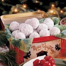 snowball cookies taste of home