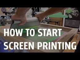Screen Print Design Ideas Best 25 Screen Printing Ideas On Pinterest Diy Screen Printing