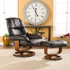 Cream Leather Club Chair Leather Chairs Comfortable Brown Leather Material Upholstered Sofa