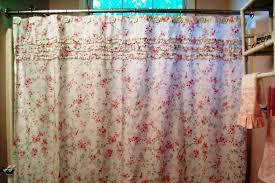 Shower Curtains White Fabric White Fabric Shower Curtains Bathroom Design