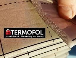 electric underfloor heating insulation 5mm 3mm laminate