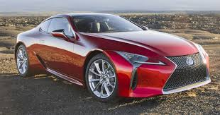 lexus lc price list review lexus lc 500 offers stunning looks and more