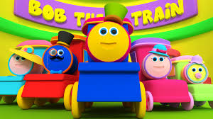 bob the train finger family nursery rhymes children u0027s songs with