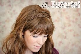 braided headband the freckled fox hair tutorial braided headband