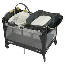 Amelia Convertible Crib by Graco Pack U0027n Play Playard With Newborn Napper Lx San Marino