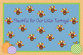 thankful for our turkeys thanksgiving bulletin board