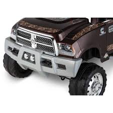 Dodge Cummins Truck Decals - kidtrax ram 3500 dually longhorn edition 12 volt battery powered