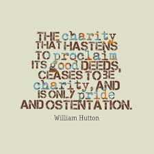quotes about charity quotes of the day