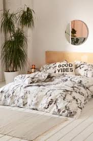 Duvet Covrs Marble Print Duvet Set Urban Outfitters