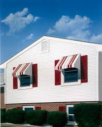 Aluminum House Awnings Aluminum Awnings