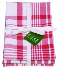 now designs kitchen towels amazon com now designs jumbo pure kitchen towel set of 3 red home
