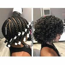 perm left to dry naturally on medium to long hair best 25 perm rod set ideas on pinterest rod set natural hair