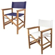 Folding Directors Chair Folding Director U0027s Chair With Fabric Seat And Back