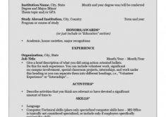 Best Resume Summary Examples by How To Write The Best Resume Haadyaooverbayresort Com