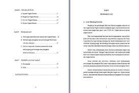 daftar pustaka merupakan format dari contoh makalah hukum administrasi negara bbs pinterest