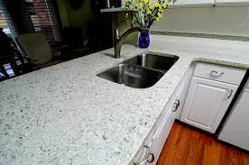 atlanta kitchen design vetrazzo cubist clear recycled glass countertop by atlanta