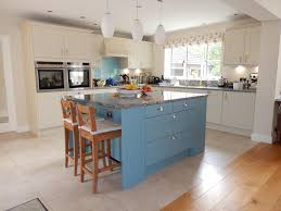 how to enhance an all white kitchen using pops of colour