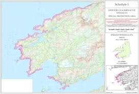 Europe Peninsulas Map S I No 241 2010 European Communities Conservation Of Wild