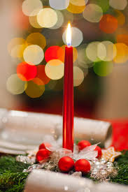 christmas candle decoration free stock photo public domain pictures