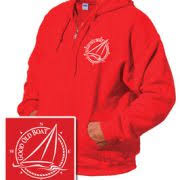 zip front hooded sweatshirt u2013 good old boat